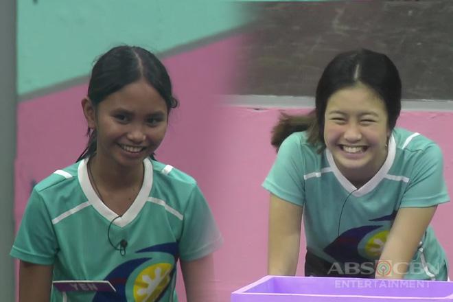 PBB Otso Teens Day 50: Ashley at Yen, natanggal sa ikalawang bahagi ng hamon ni Kuya
