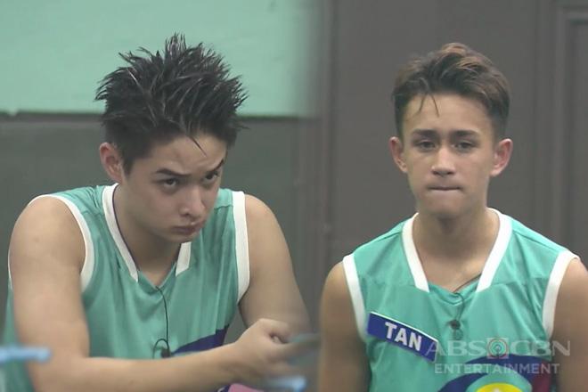 PBB Otso Teens Day 50: Lance at Tan, ibinigay ang lahat sa huling bahagi ng hamon ni Kuya