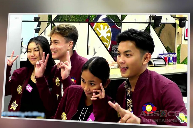 PBB Otso Teens Day 52: Ashley, Batit, Tan at Yen, masaya na naging bahagi ng Big 4 ni Kuya