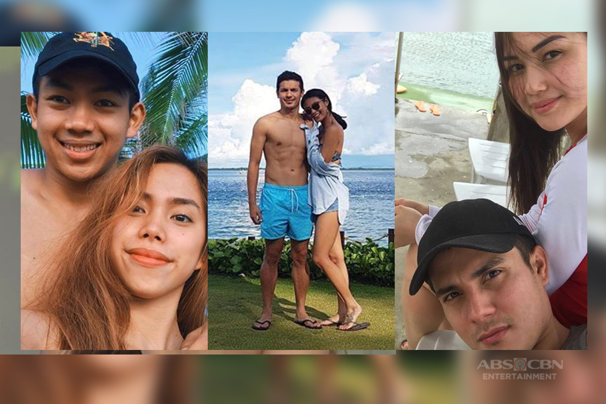 SPOTTED: PBB Ex-housemates and their partners
