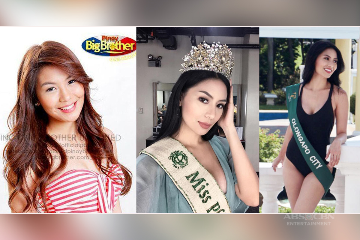 LOOK: Former PBB housemate Kim De Guzman is now Miss Philippines Earth–Air 2017!