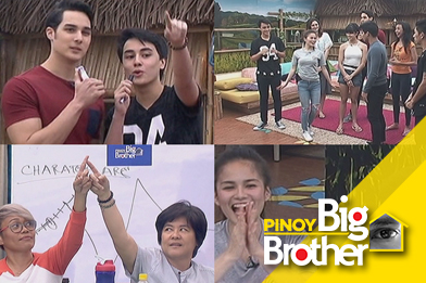 Pinoy Big Brother Season 7 Day 220: Episode Highlights