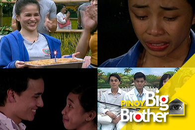 Pinoy Big Brother Season 7 Day 221: Episode Highlights
