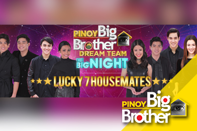 Lucky 7 housemates' battle for dreams and family in much awaited'PBB Big Night'