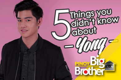 5 things you don't know about PBB Lucky Season 7 3rd Big Placer Yong