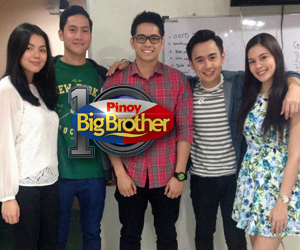 Ex PBB Housemates at the #PBB737Auditions