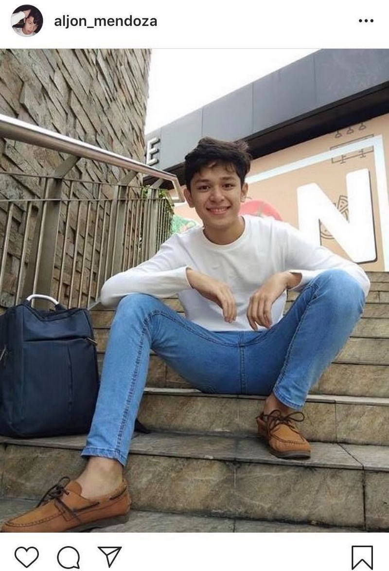 LOOK: Meet Shy Charmer Aljon Mendoza in these 29 Photos