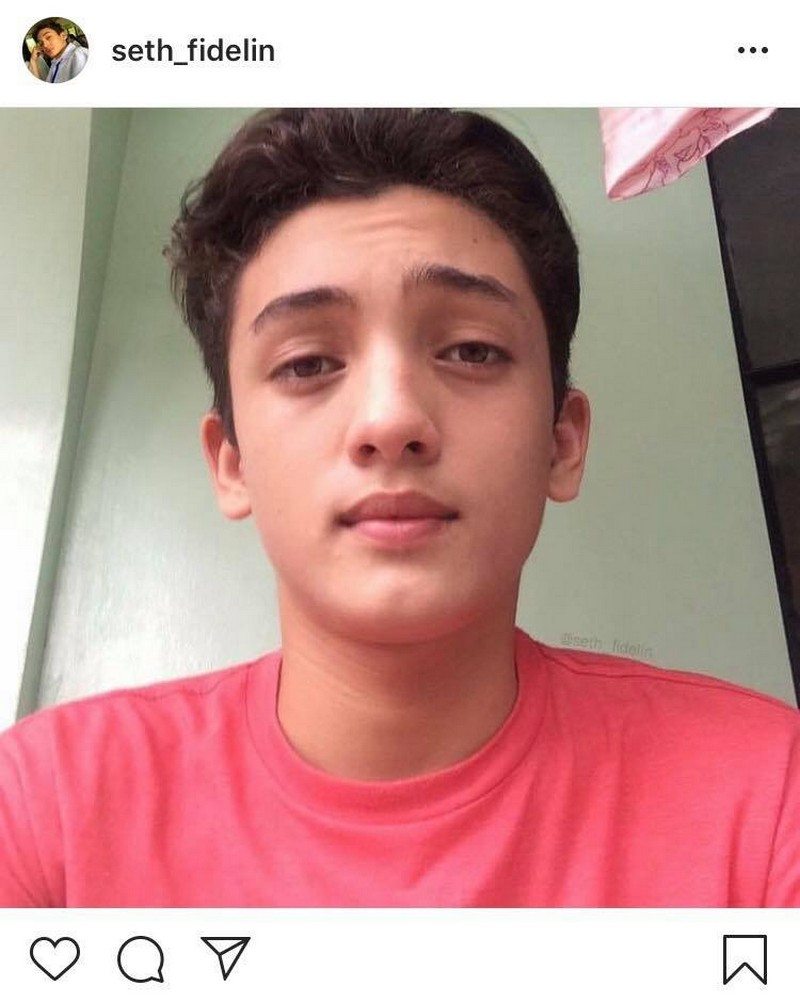 LOOK: Meet Hope-Pool Son Seth Fedelin in these 19 Photos