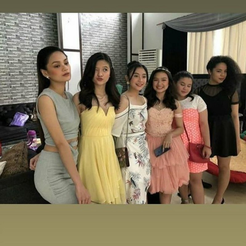 On the set of Kadenang Ginto: Cassie x Kristoff x Marga behind-the-cam