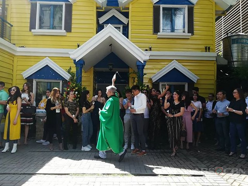 IN PHOTOS: Pinoy Big Brother Otso House Blessing