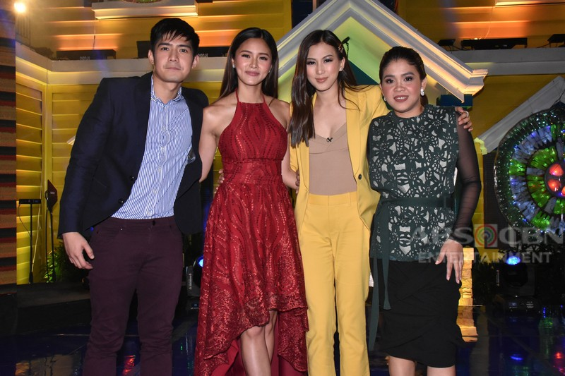 IN PHOTOS: PBB Otso First Nomination & Eviction Night