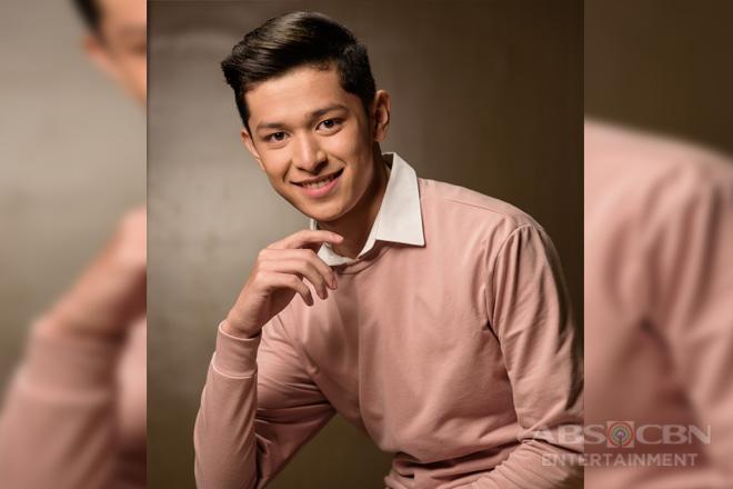"Pictorial Photos: Aljon Mendoza - ""Shy Charmer ng Pampanga"""