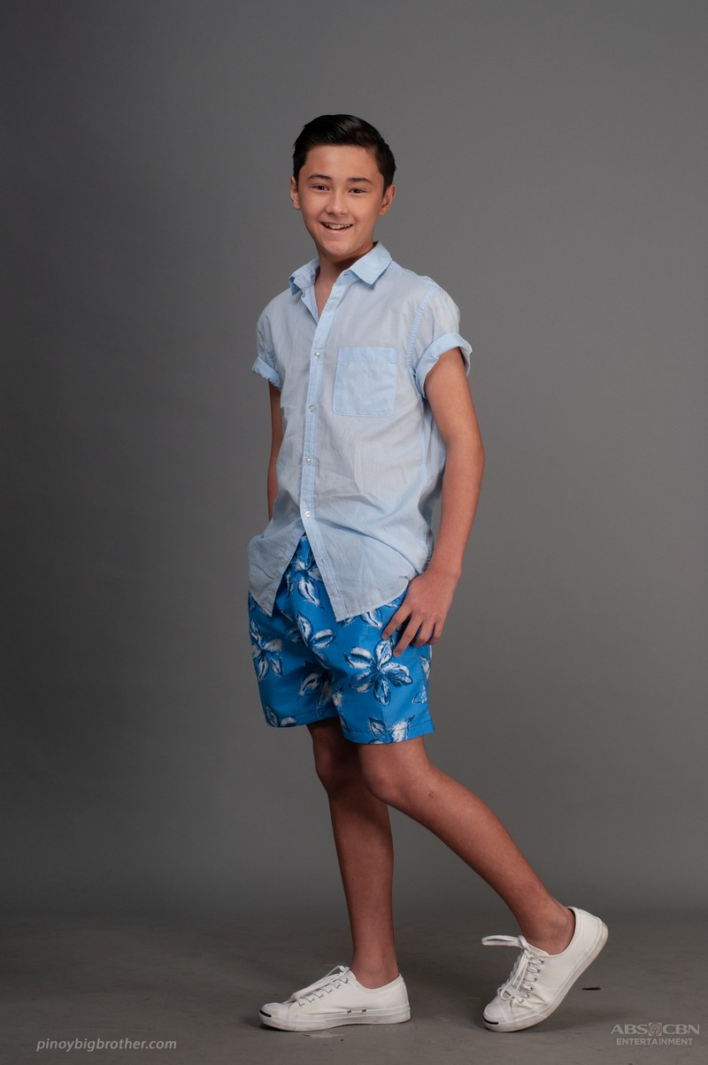 "Pictorial Photos: Josh Worsley - ""Little Prince ng Davao"""