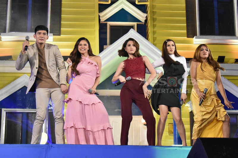 IN PHOTOS: PBB Otso Teen Finale - Big8ting Big 4 Reveal