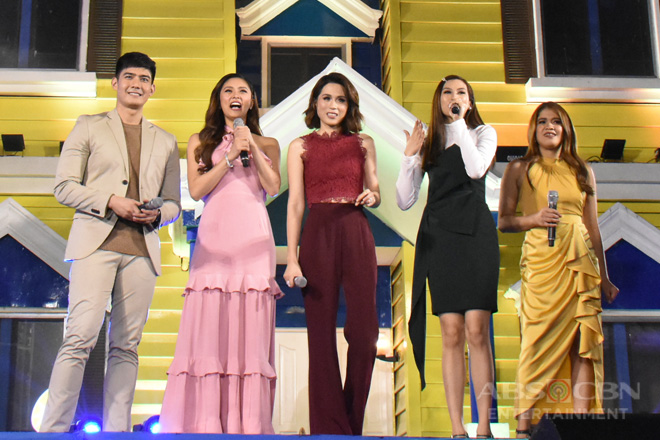 IN PHOTOS: PBB Otso Teen Finale - Big8ting Big 4 Reveal