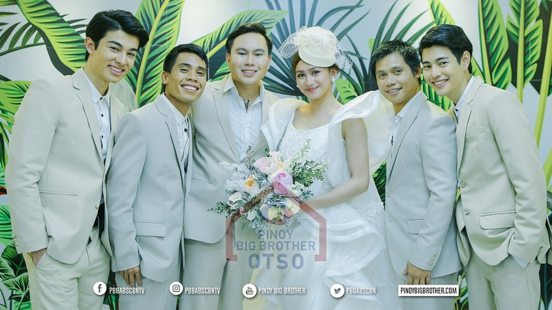 MUST SEE! More touching moments at Mitch and Dudz's Wedding