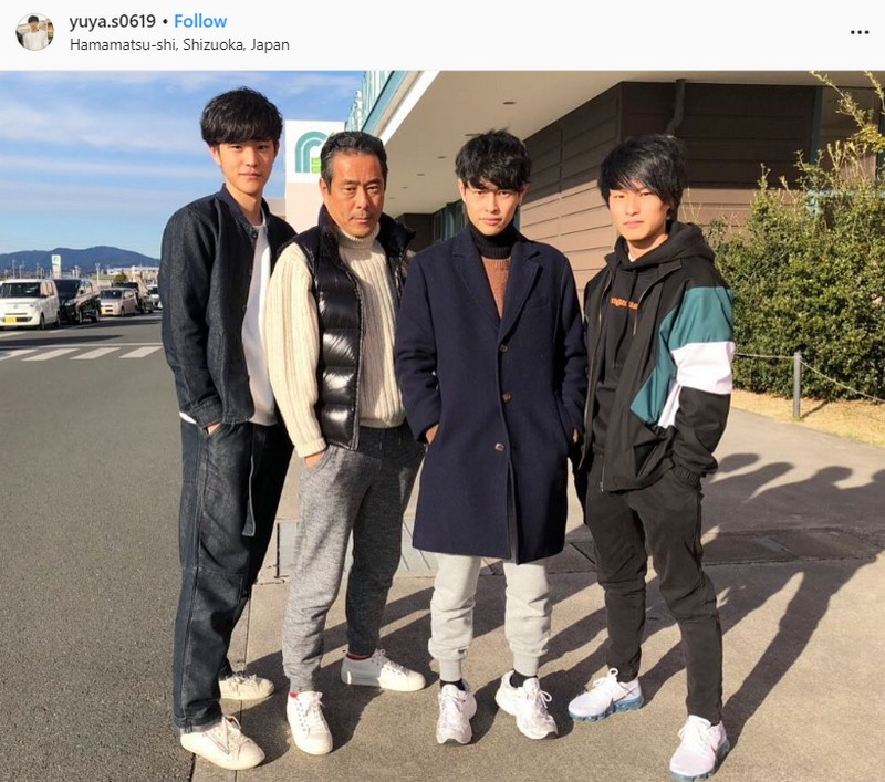 IN PHOTOS: Meet the handsome brothers of Konichi-Wonder Vlogger ng Japan Fumiya Sankai!