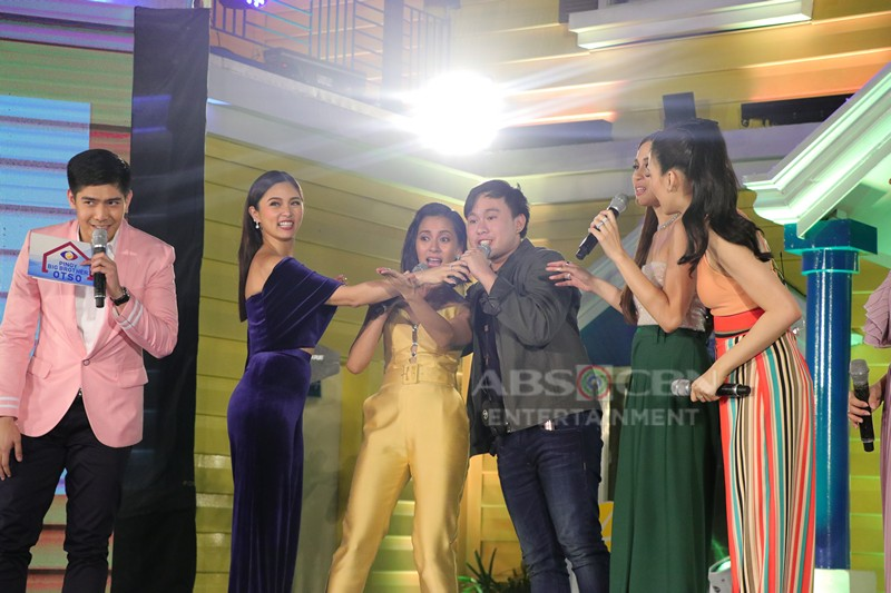 IN PHOTOS: PBB Otso 4th Adult Eviction Night