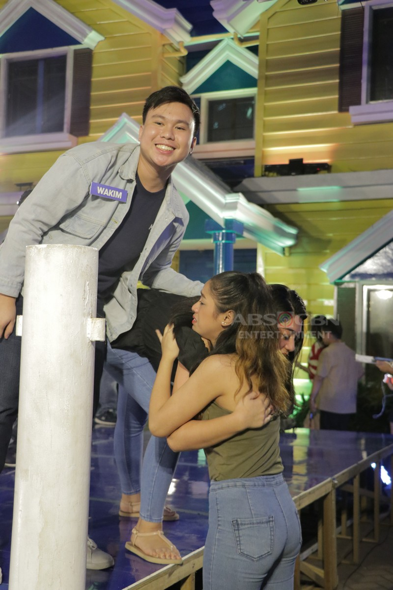 IN PHOTOS: PBB Otso 6th Adult Eviction Night