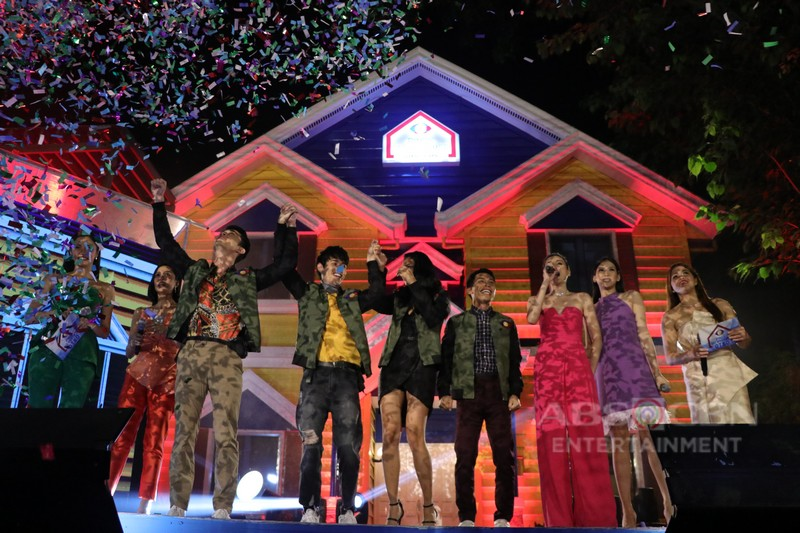 IN PHOTOS: PBB Otso Adult Big 4 Salubong