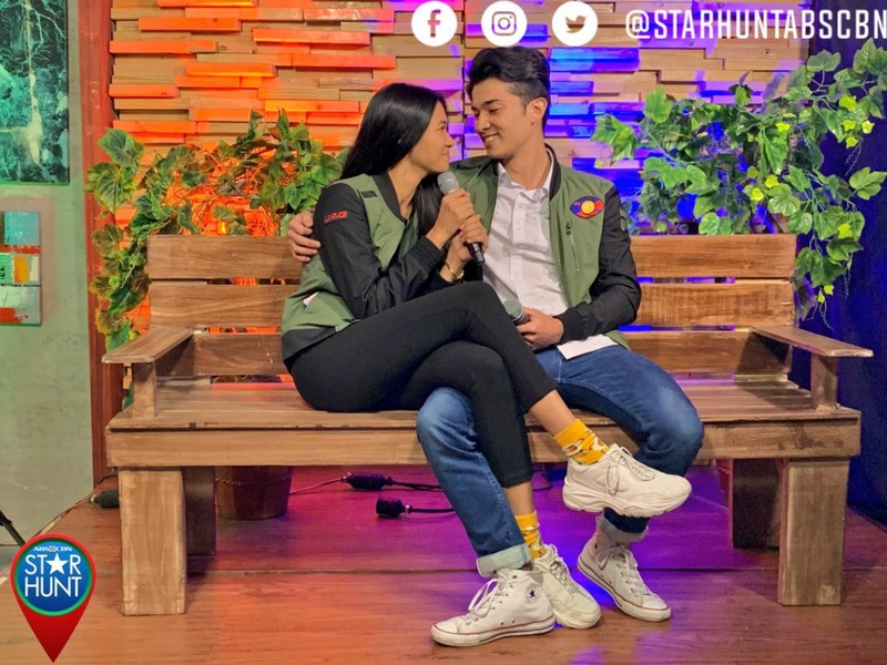 TINGNAN: Ilan sa kilig photos ng LouDre sa outside world!