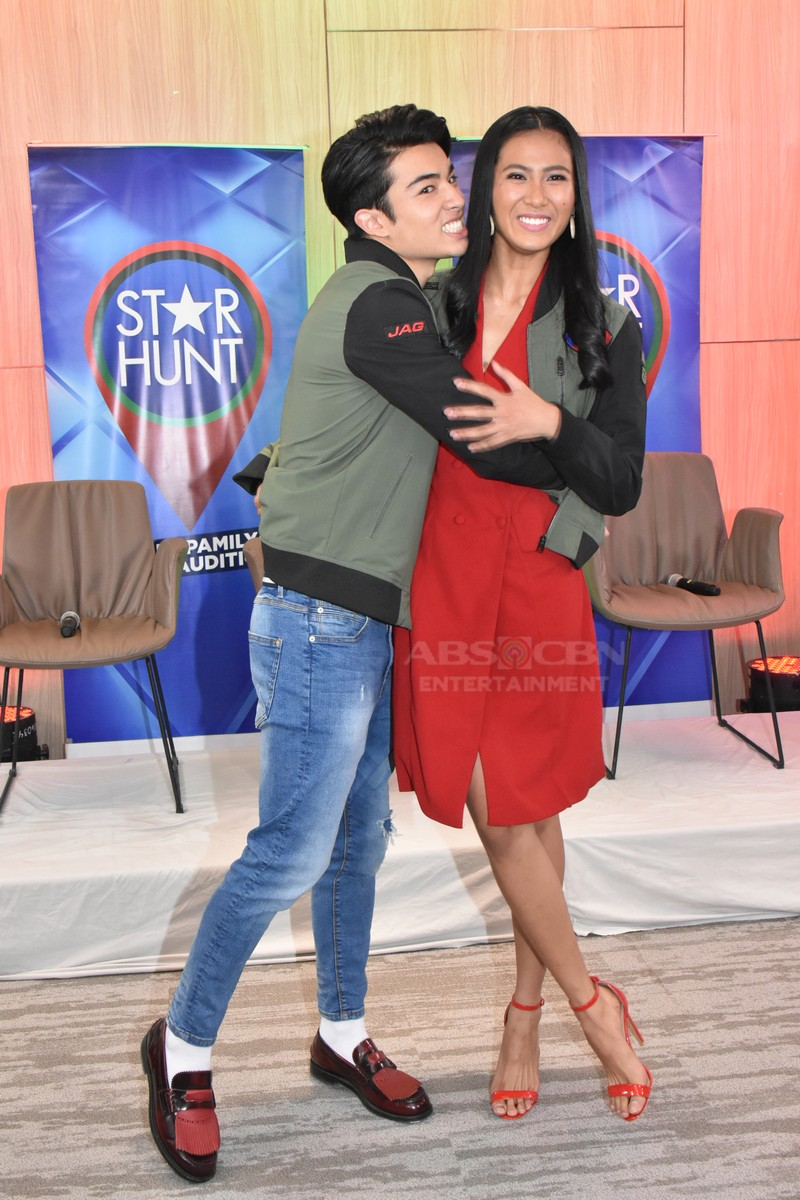 CAUGHT ON CAM: LouDre's uber sweet moments at the PBB Otso MediaCon