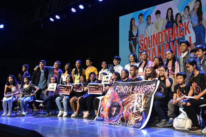 IN PHOTOS: Pinoy Big Brother Otso Album Launch
