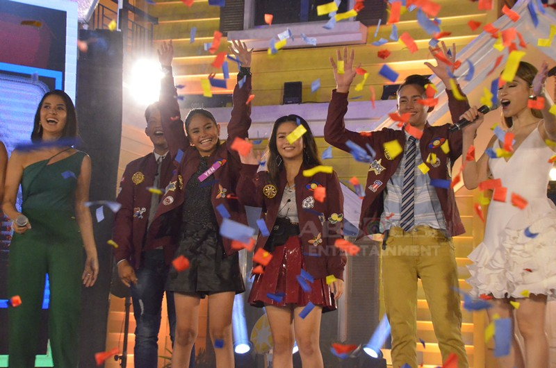 LOOK: PBB Otso Batch 3 Teen Big 4 Big Salubong