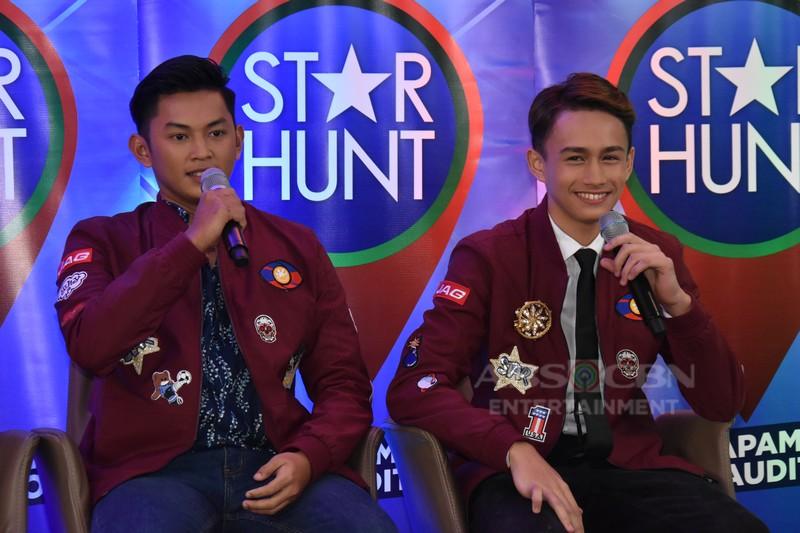 PHOTOS: Star Hunt Batch 3 MediaCon
