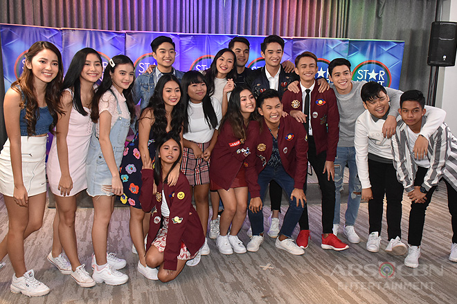 PHOTOS: Star Hunt Batch 3 MediaCon