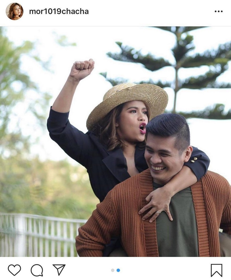 IN PHOTOS: DJ Chacha with her forever love