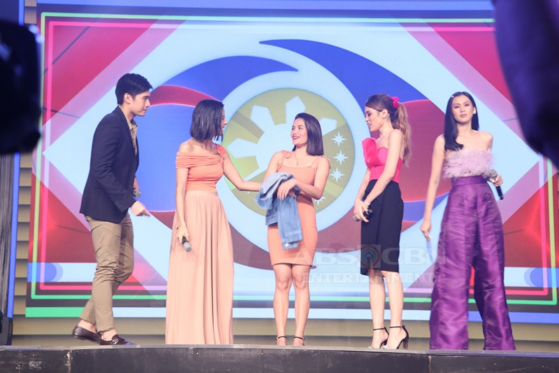 IN PHOTOS: PBB Otso Batch 4 Second Eviction Night