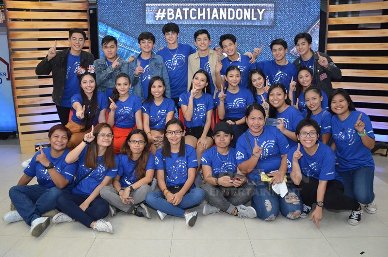 IN PHOTOS: PBB Otso Batch 1 And Only Fan Conference