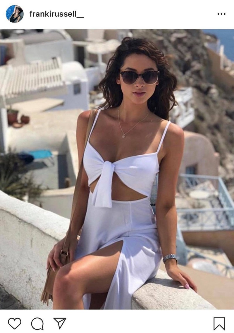 The Unbothered Kween! 21 Times Franki Russell flaunted her sexy curves in these stunning photos