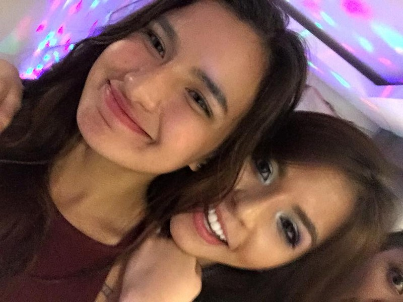 LOOK: 15 Photos of Diana Mackey with her BFF and pageant sister Gazini Ganados!