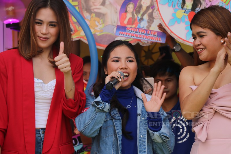 IN PHOTOS: PBB Otso Back To Bahay Salubong with Lie