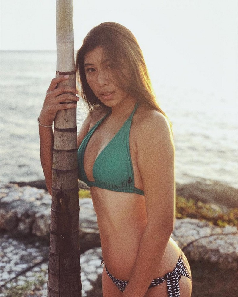 LOOK: Just beautiful photos of Kiara Takahashi that could make her your next surfer babe!