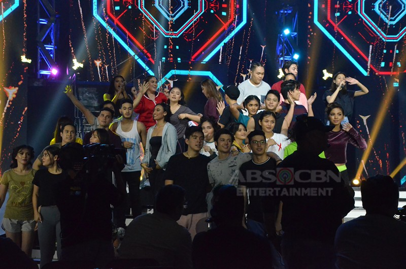 Backstage at the Finale: Pinoy Big Brother Otso Big Night
