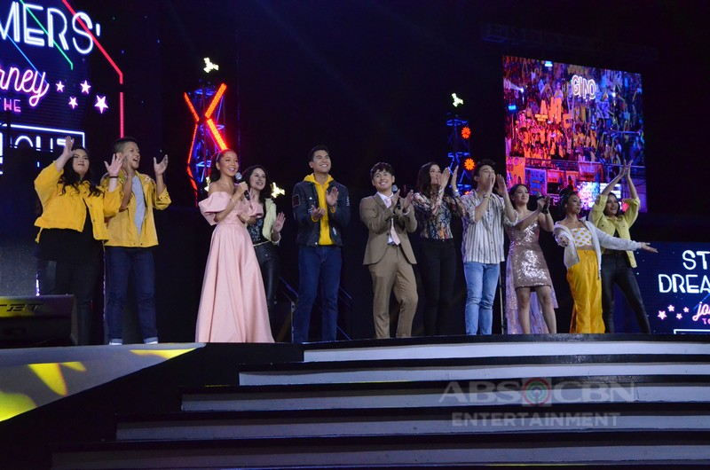 IN PHOTOS: Pinoy Big Brother Otso Celebr8 At The Big Night - Day 1