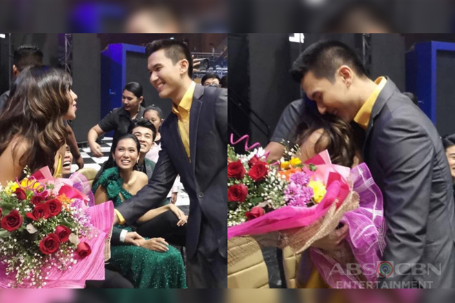 Tak Tak Boom! Gino surprises Kiara after PBB Otso Big Night