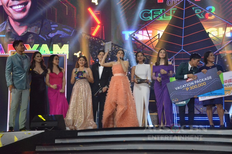IN PHOTOS: Pinoy Big Brother Otso Celebr8 At The Big Night - Ultim8 Big Winner Reveal