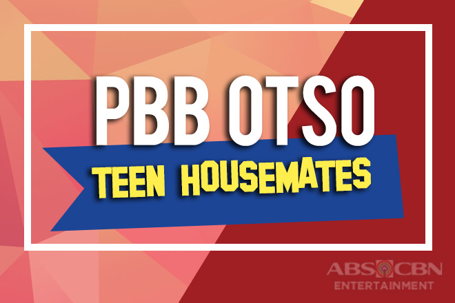 Pinoy Big Brother Otso Teen Housemates