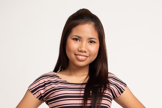 PROFILE: Angelie Reposposa -
