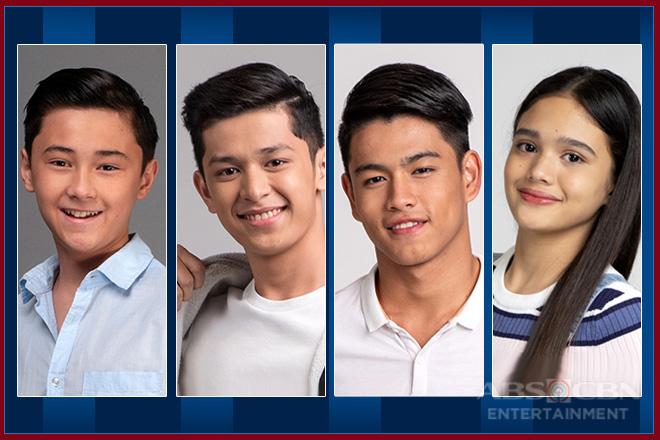 Kapamilya Confessions with PBB Otso evictees Josh, Criza, Art & Aljon
