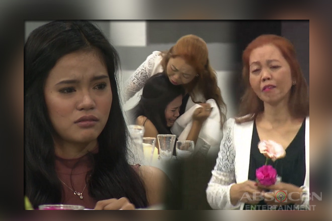 Kuya's special housemate Marie finally meets her mother