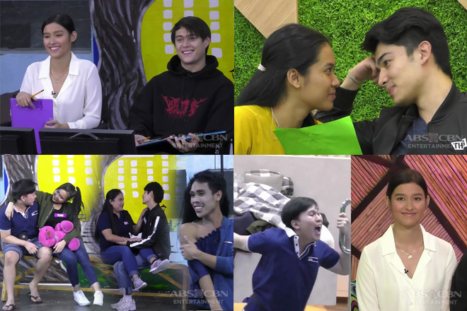 PBB Otso Daily Update: LizQuen brings kilig inside the house, tests housemates' acting skills