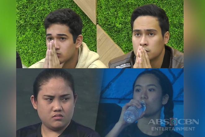 PBB Otso Daily Update: JC loses to Hanie, Mary Grace dares Lou