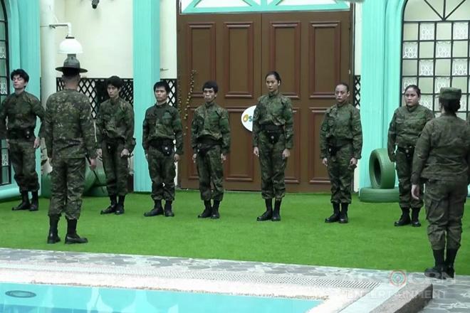 PBB Otso Daily Update: Housemates undergo strict military training
