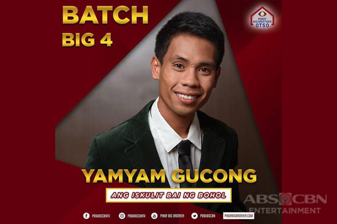 Yamyam secures his spot in the big four