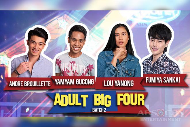 PBB Otso Daily Update: Andre, Fumiya, Lou join Yamyam in Batch 2 Big 4